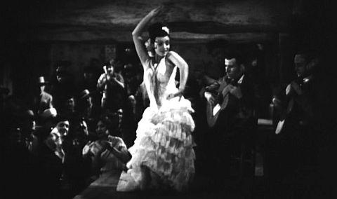 Conchita Montenegro in «La femme et le pantin»