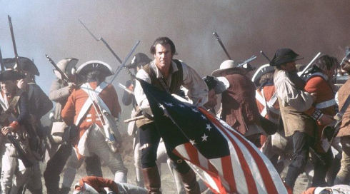 Mel Gibson in «The Patriot»