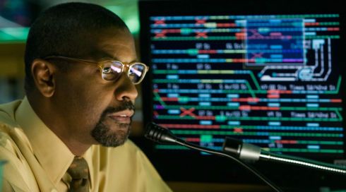 Denzel Washington in «The Taking of Pelham 1 2 3»