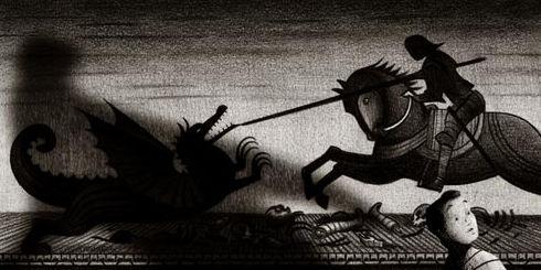 «Peur(s) du noir» von Lorenzo Mattotti