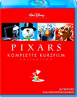 «Pixars komplette Kurzfilm Collection»