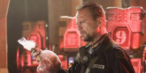 Bruce Willis in «Planet Terror»