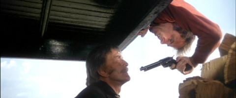 Kirk Douglas und Bruce Dern in «Posse»