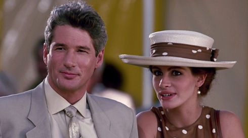 Richard Gere und Julia Roberts in «Pretty Woman»