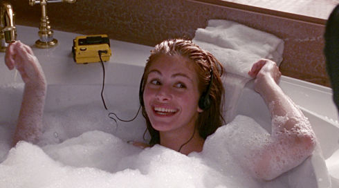 Julia Roberts in «Pretty Woman»