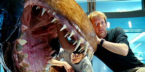 James Murray und Douglas Henshall in «Primeval»