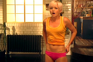 Hannah Spearritt in «Primeval»