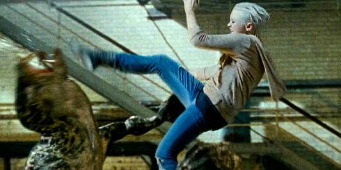 Hannah Spearritt in «Primeval»