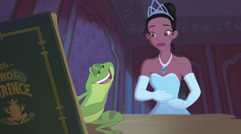 «The Princess and the Frog»