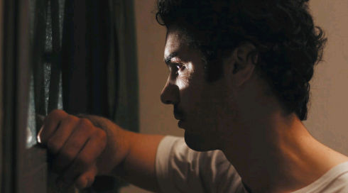 Tahar Rahim in «Un prophète»
