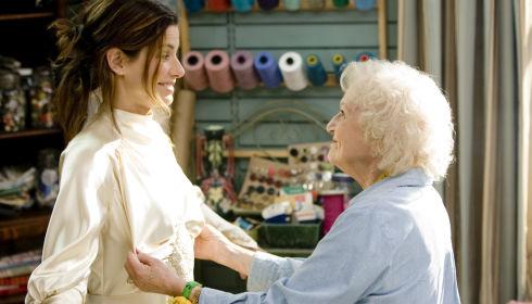 Sandra Bullock und Betty White in «The Proposal»