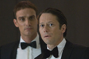 Anatole Taubman und Mathieu Amalric in «Quantum of Solace»
