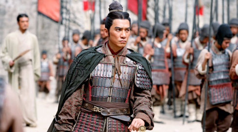 Tony Leung in «Red Cliff»