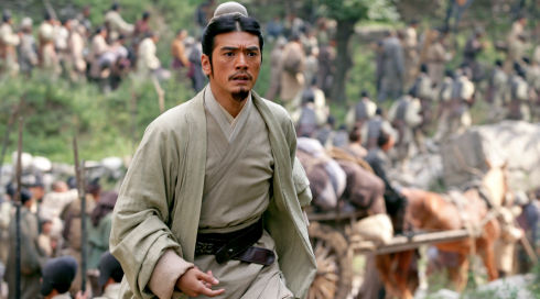 Takeshi Kaneshiro in «Red Cliff»