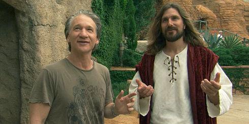 Bill Maher und Jesus in «Religulous»