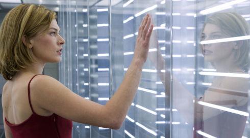 Milla Jovovich in «Resident Evil: Extinction»