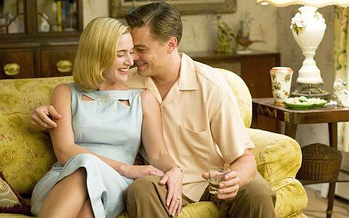 Kate Winslet und Leonardo DiCaprio in «Revolutionary Road»