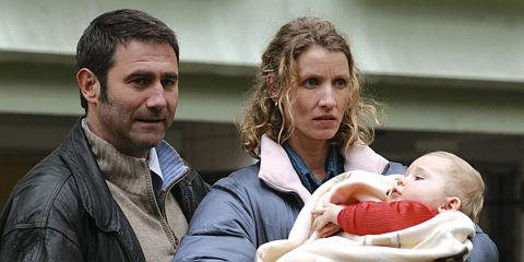 Sergi López, Alexandra Lamy und das fliegende Baby in «Ricky»