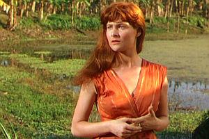 Adrienne Corri in «The River»