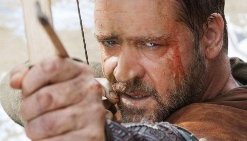 Russell Crowe in «Robin Hood»