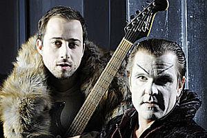 Silvester von Hösslin und Daniel Rohr in «Faust»
