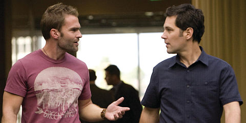 Sean William Scott und Paul Rudd in «Role Models»