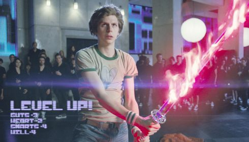 Michael Cera in «Scott Pilgrim vs. the World»