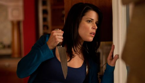 Neve Campbell in «Scre4m»
