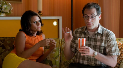 Amy Landecker und Michael Stuhlbarg in «A Serious Man»