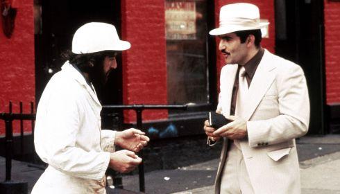 Al Pacino und Richard Foronjy in «Serpico»