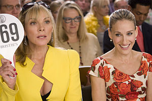 Kim Cattrall und Sarah Jessica Parker in «Sex and the City»