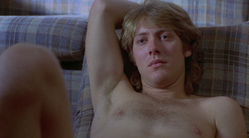 James Spader in «Sex, Lies, and Videotape»
