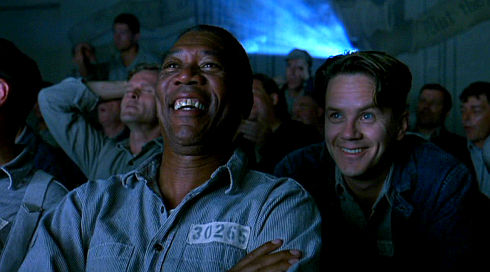 Morgan Freeman und Tim Robbins in «The Shawshank Redemption»