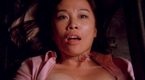 Sook-Yin Lee in «Shortbus»