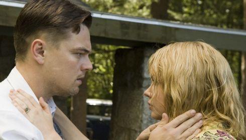Leonardo DiCaprio und Michelle Williams in «Shutter Island»