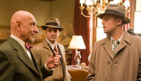 Ben Kingsley, Mark Ruffalo und Leonardo DiCaprio in «Shutter Island»