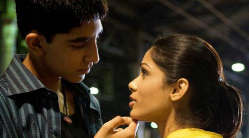Dev Patel und Freida Pinto in «Slumdog Millionaire»