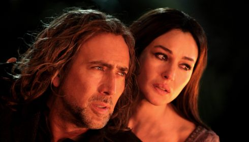 Nicolas Cage und Monica Bellucci in «The Scorcerer's Apprentice»