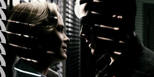 Sarah Paulson und Gabriel Macht in «The Spirit»