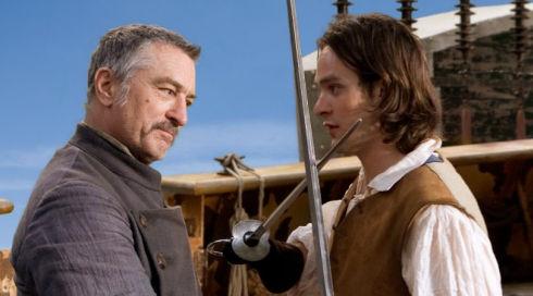 Robert De Niro und Charlie Cox in «Stardust»