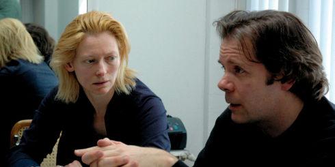 Tilda Swinton und Thomas Jay Ryan in «Strange Culture»