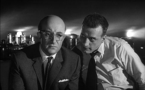 Peter Sellers und George C. Scott in «Dr. Strangelove or: How I Learned to Stop Worrying and Love the Bomb»