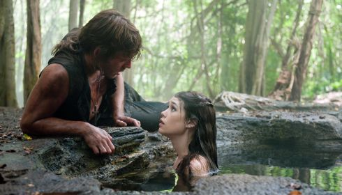 Sam Claflin und Astrid Berges-Frisbey in «Pirates of the Caribbean: On Stranger Tides»