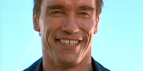 Arnold Schwarzenegger in «Terminator 2: Judgment Day»