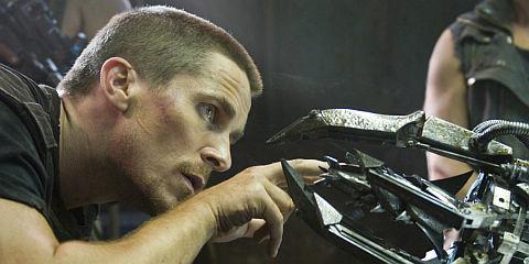 Christian Bale in «Terminator Salvation»