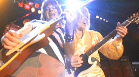 Nigel Tufnel und David St. Hubbins in «This Is Spinal Tap»