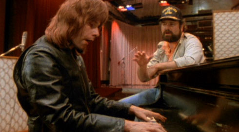 Nigel Tufnel und Marty DiBergi in «This Is Spinal Tap»