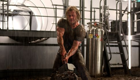 Chris Hemsworth in «Thor»