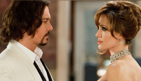 Johnny Depp und Angelina Jolie in «The Tourist»