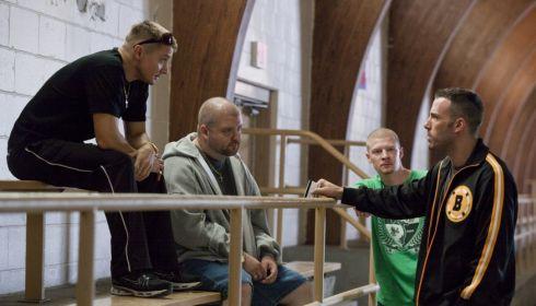 Jeremy Renner, Slaine, Owen Burke und Ben Affleck in «The Town»